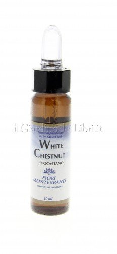 White Chestnut - Fiori Mediterranei