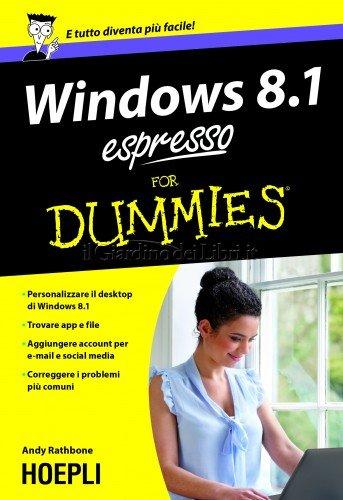 Windows 8.1 Espresso for Dummies (eBook)