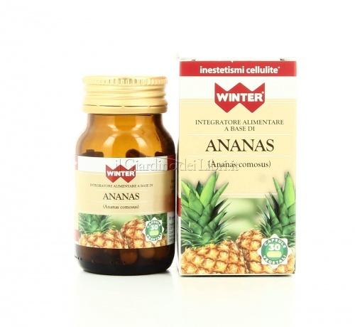 Integratore Alimentare - Ananas Bio - Inestetismi Cellulte
