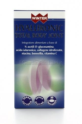 Hyaluronic Total Body Joint - Ossa e Cartillagini