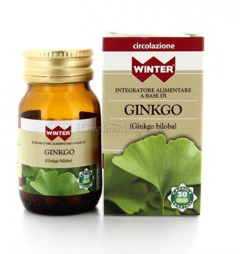 Integratore Alimentare  Ginkgo - Winter