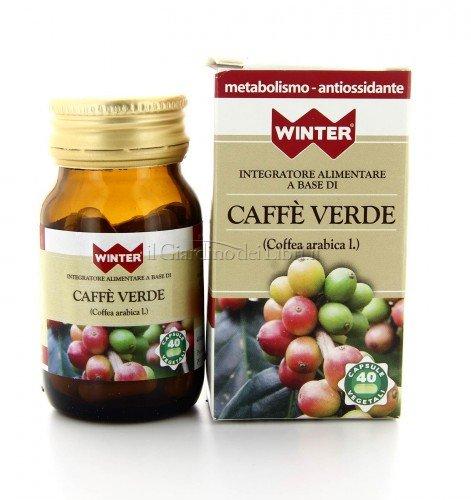 Integratore Alimentare - Caffe' Verde - Metabolismo e Antiosiddante