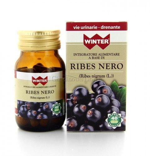 Integratore Alimentare Ribes Nero - Winter