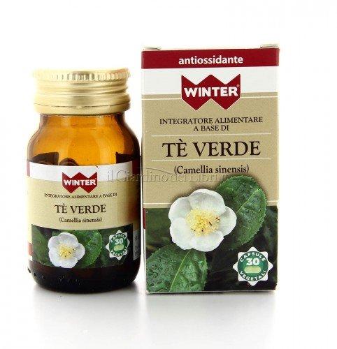 Integratore Alimentare - Te' Verde - Antiossidante