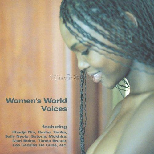 Women's World Voices Vol. 1 - CD