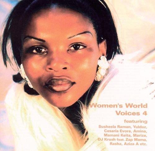 Women's World Voices Vol. 4 - CD