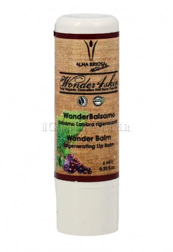 Balsamo Labbra Rigenerante - Wonder4Skin