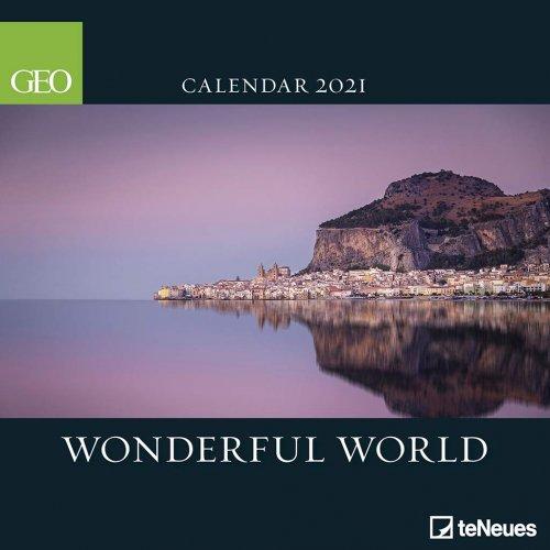 Calendario Wonderful World 2018