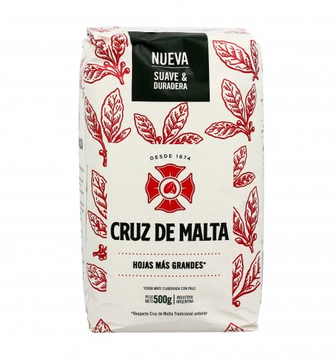 Yerba Mate Cruz De Malta - 500 gr