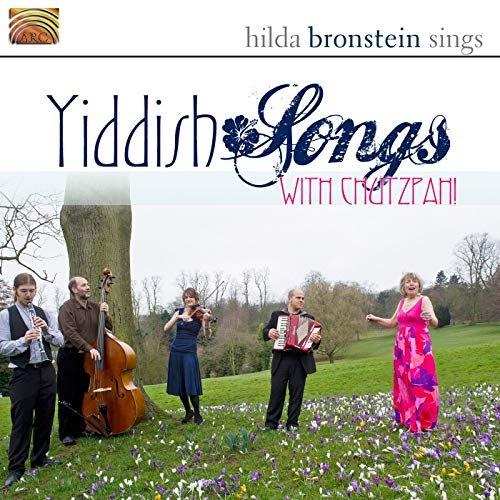 Yiddish Songs with Chutzpah