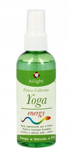 Yoga Energy Spray - Fitness Collection