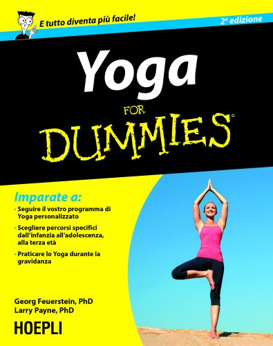 Yoga for Dummies (eBook)