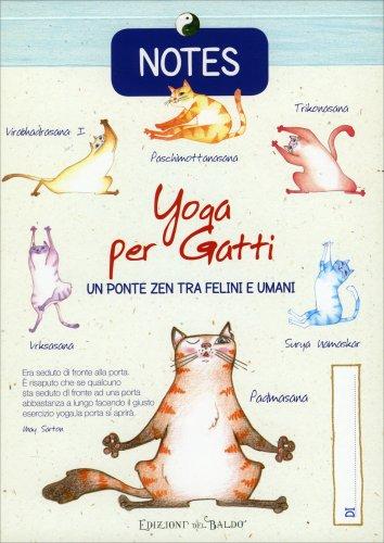 Notes - Yoga per Gatti