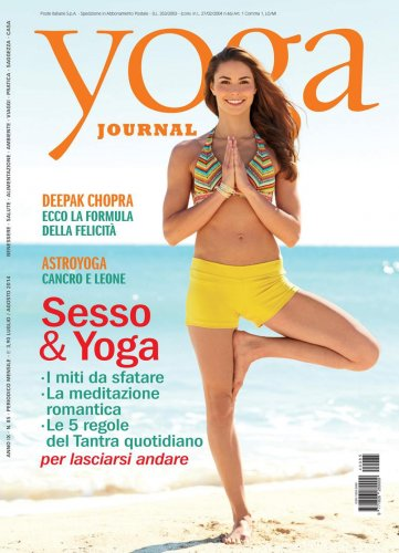 Yoga Journal n. 85 (eBook)