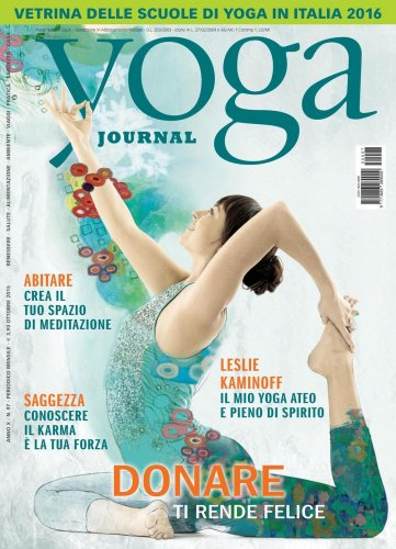 Yoga Journal n. 97 (eBook)