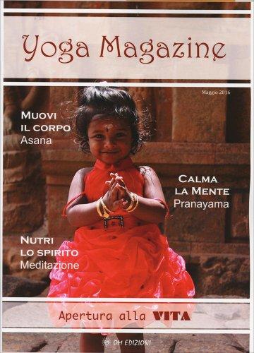Yoga Magazine - Maggio 2016