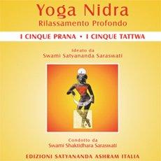 Yoga Nidra - I Cinque Prana - I Cinque Tattwa