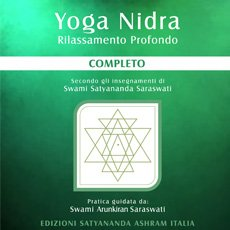 Yoga Nidra - Rilassamento Profondo - Completo