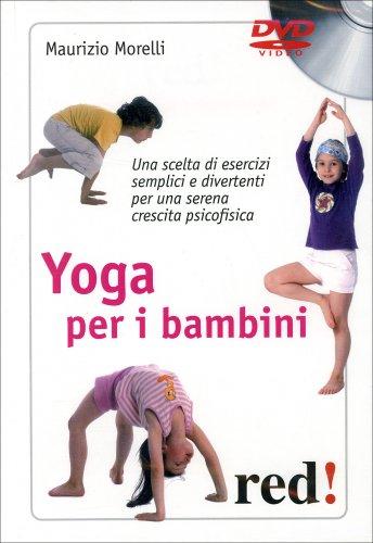 Yoga per i Bambini - Videocorso in DVD