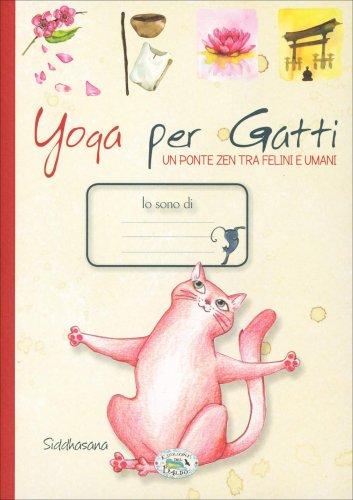 Quaderno - Yoga per Gatti