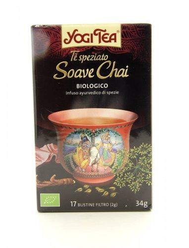 Yogi Tea - Tè Speziato - Soave Chai Bio