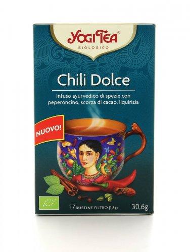 Yogi Tea - Chili Dolce Bio