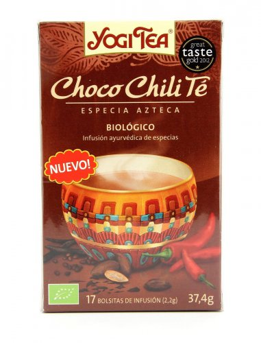 Yogi Tea - Choco Chili