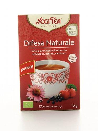 Infuso Difesa Naturale Yogi Tea