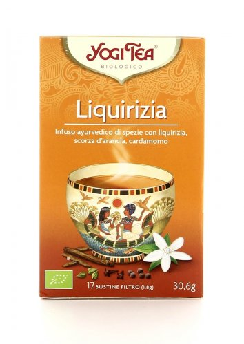 Yogi Tea - Liquirizia