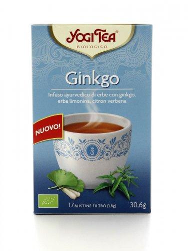 Yogi Tea - Ginkgo Bio