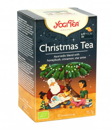 Christmas Tea con Rooibos e Cannella