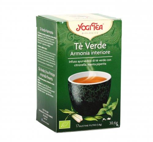 Yogi Tea - Te' Verde Armonia Interiore