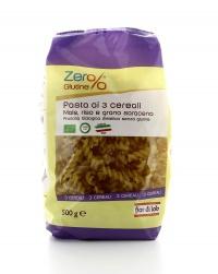 Zero Glutine - Fusilli 3 Cereali Bio