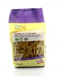 Zero Glutine - Penne 3 Cereali Bio