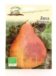 Zucca Red Kuri Bio - 3 Gr