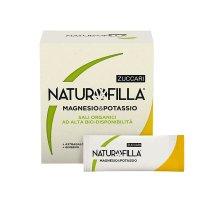 Magnesio e Potassio - Naturofilla gusto Menta/Lemon