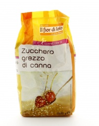 Zucchero Grezzo di Canna - 1000 gr.