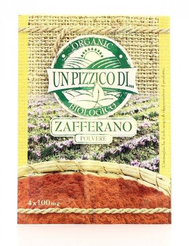 Un Pizzico di  Zafferano in Polvere - 4 Bustine