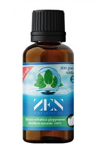 Zen Mint Spirit Oil - Menta Selvatica Giapponese
