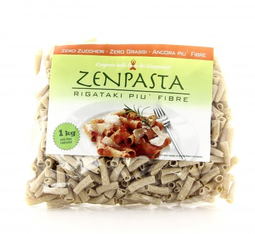 Zen Pasta - Rigataki Rigatoni Essiccati