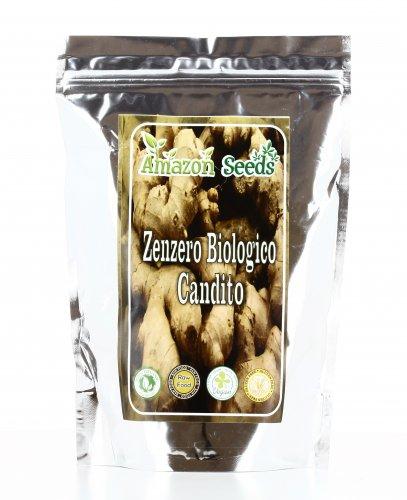 Zenzero Candito Biologico