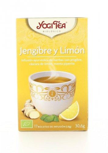 Yogi Tea - Zenzero e Limone