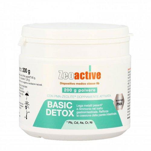Zeoactive - Basic Detox in Polvere