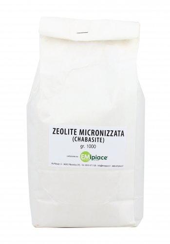 Zeolite Micronizzata - Chabasite