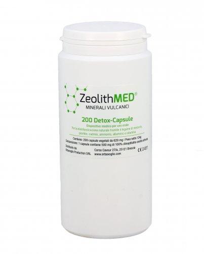 Zeolith Med - Detox Capsule