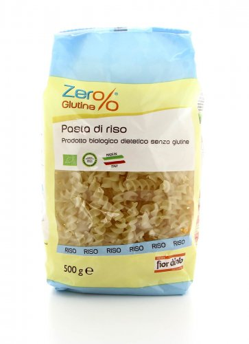 Zero Glutine - Fusilli di Riso Bio