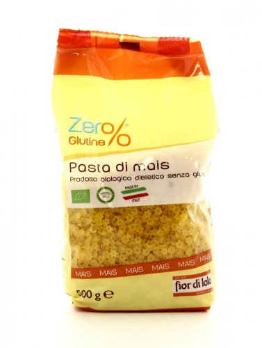 Zero Glutine - Stelline di Mais Bio