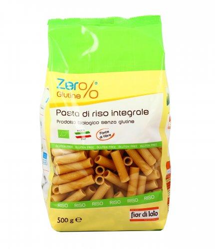 Zero Glutine - Rigatoni di Riso Integrale
