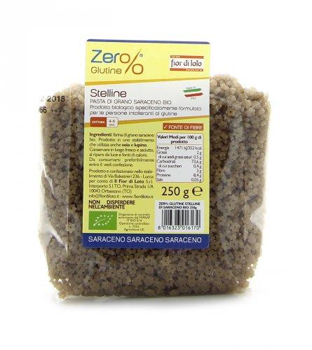 Stelline di Grano Saraceno Bio Zero Glutine