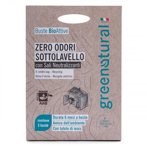 Buste Bioattive - Zero Odori Sottolavello